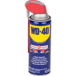 WD-40 Smart Straw Lubricant, 12 oz