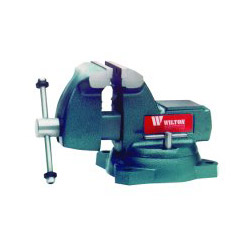 "Wilton 6"" Mechanic's Vise"