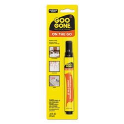 Goo Gone® Mess-Free Pen Cleaner, Citrus Scent, 0.34 Pen Applicator