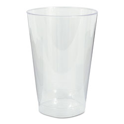 WNA Comet Plastic Tumblers, Cold Drink, Clear, 12 oz., 500/Case