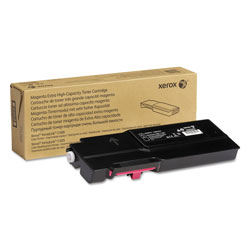 Xerox 106R03527 Extra High-Yield Toner, 8000 Page-Yield, Magenta