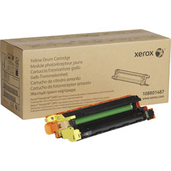 Xerox 108R01487 Drum Unit, 40000 Page-Yield, Yellow