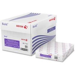 Xerox Copy Paper, 8 1/2 inx11 in, 98 Bright, White, One Ream
