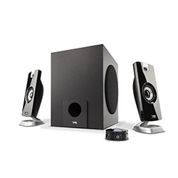 Cyber Acoustics CA-3090 Speaker System with Control Pod