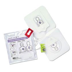 Zoll Medical Pedi-padz II Defibrillator Pads, Children Up to 8 Years Old, 2-Year Shelf Life
