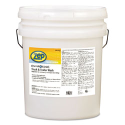 Zep Commercial® EnviroEdge Truck and Trailer Wash, 5 gal Pail