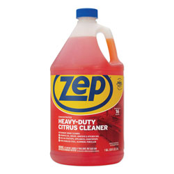 Zep Commercial® Cleaner and Degreaser, Citrus Scent, 1 gal Bottle