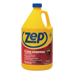 Zep Commercial® Floor Stripper, Unscented, 1 gal, 4/Carton