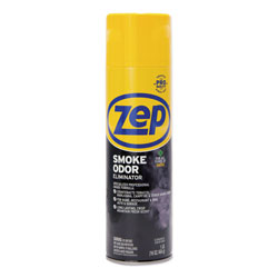 Zep Commercial® Smoke Odor Eliminator, Fresh Scent, 16 oz, Spray Can