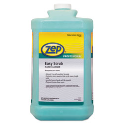 Zep Commercial® Industrial Hand Cleaner, Easy Scrub, 1 gal Bottle, 4/Carton