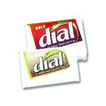 Dial Professional Deodorizing Wrapped Bar Soap, 1 Oz