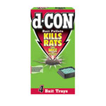Reckitt Benckiser d-CON - Bait Pellets - 12 oz. Green pack