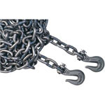 Peerless Chain Company Grade 43 High Test Tiedown Chain Assembly, 16'
