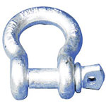 "Peerless Chain Company 3/16"" Screw Pin Anchor Shackle"