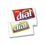 Dial Professional Dial 00910 Wrapped Dial Gold Bar Soaps, 3 1/2 Ounces