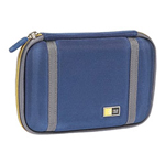 Caselogic PHDC-1 BLUE Compact Portable Hard Drive Case Hard Drive Pouch