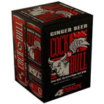Fiesta Beverages Cock n' Bull 12 Oz Ginger Beer Can 4 Pack