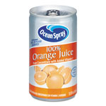 Ocean Spray 100% Orange Juice, 5.5 Oz, Case of 48