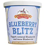 Straw Propeller Blueberry Blitz Oatmeal