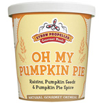 Straw Propeller Oh My Pumpkin Pie Oatmeal