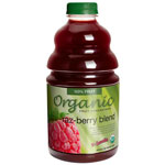 Dr. Smoothie Organic Raz-Berry Blend, 46 oz