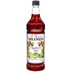 Monin Raspberry Lime Syrup PET, 1 Liter