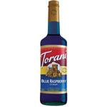 Torani® Blue Raspberry Dairy Friendly Syrup PET, 750 mL