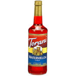 Torani® Watermelon Syrup PET, 750 mL