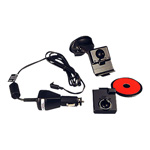 Garmin Suction Cup Mount w/12v Adaptor