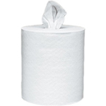 "Kimberly-Clark 01020 White 2 Ply Center Pull Paper Towels, 8"" x 15"""