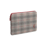 "Caselogic 16"" Laptop Sleeve - Plaid - notebook sleeve"