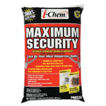 i-Chem Maximum Security Sorbents, Absorbs 8 lb, 10 in x 13