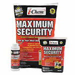 i-Chem Maximum Security Sorbents, Absorbs 32 oz, 10 in x 13