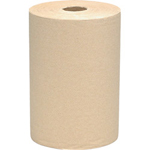 "Kimberly-Clark Scott One Ply Non perforated Roll Towels 8"" x 400'"