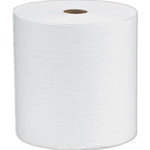 "Kimberly-Clark SCOTT® One Ply Non Perforated Paper Towel, 8"" x 400' Roll"