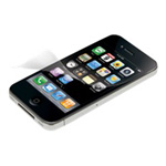 Targus Screen Protector With Bubble-Free Adhesive For iPhone 4