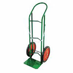 Anthony Single Cylinder Delivery Carts, Solid Rubber, B.B. Wheels