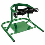 Anthony Single Cylinder Medical Stand, 200 lb Load Capacity