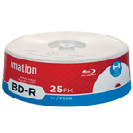 Imation BD-R X 25 - 25 GB - Storage Media