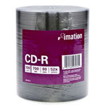 Imation CD-R X 100 - 700 MB - Storage Media