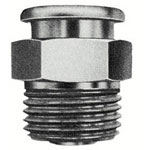 "Alemite 1/2"" NPTF Giant Button Head Grease Fitting"