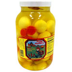Willamette Egg Farms 1 Gallon Spicy Pickled Eggs