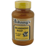 Johnny's Fine Foods Original Johnny's Seasoning Salt 1lb Jar