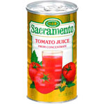 Red Gold 6 Ounce Sacramento Tomato Juice