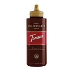 Torani® Cark Chocolate Sauce, 16.5 oz.