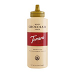 Torani® White Chocolate Sauce, NOCAP