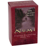 Numi Black Berry Tea