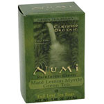 Numi Rainforest Green Mate Lemon Tea