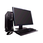 Lenovo ThinkCentre M58p 9964 - Core 2 Duo E8400 3 GHz
