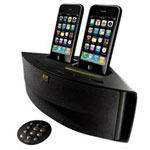 Altec Lansing Octiv Duo - Speaker System With Dual Apple Dock